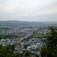 がん望岩からの眺め