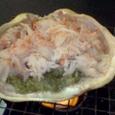 かに味噌甲羅焼